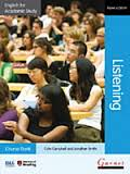 English for Academic Study Listening Course Book with Audio CDs and DVD
