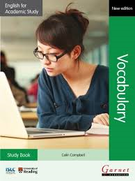 English for Academic Study Vocabulary Study Book