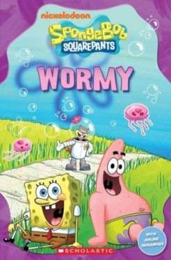 Scholastic Popcorn Readers Level 2 SpongeBob Squarepants: Wormy