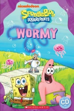 Scholastic Popcorn Readers Level 2 SpongeBob Squarepants: Wormy (with CD)