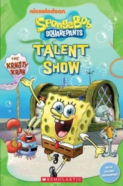 Scholastic Popcorn Readers Level 1 SpongeBob Squarepants: Talent Show