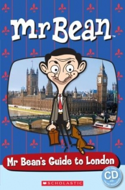 Scholastic Popcorn Readers Starter Mr Bean's Guide to London (with CD)