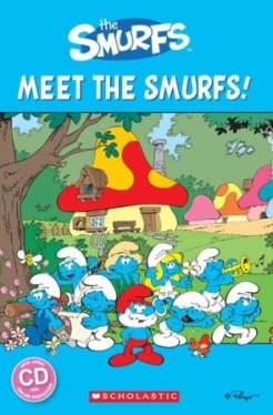 Scholastic Popcorn Readers Starter Meet the Smurfs! (with CD)