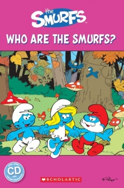 Scholastic Popcorn Readers Starter Who are the Smurfs? (with CD)