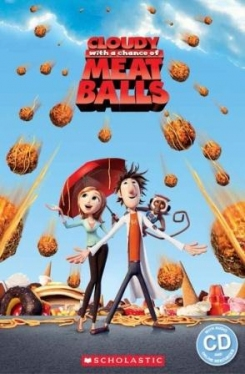 Scholastic Popcorn Readers Level 1 Cloudy with a Chance of Meatballs (with CD)