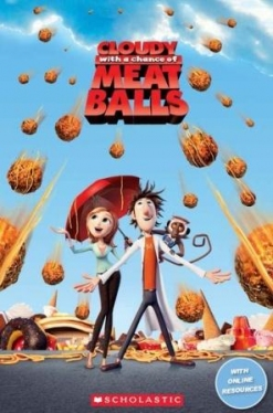 Scholastic Popcorn Readers Level 1 Cloudy with a Chance of Meatballs