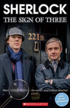 Scholastic ELT Readers Level 2 Sherlock: The Sign of Three