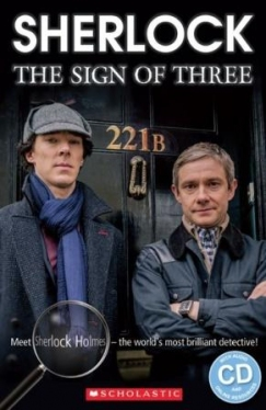 Scholastic ELT Readers Level 2 Sherlock: The Sign of Three (with CD)