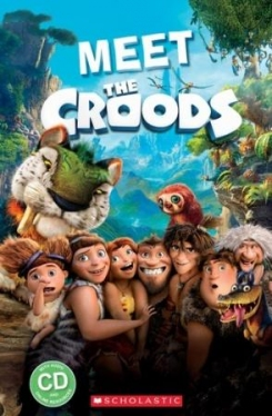 Scholastic Popcorn Readers Starter Meet the Croods (with CD)