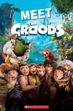 Scholastic Popcorn Readers Starter Meet the Croods