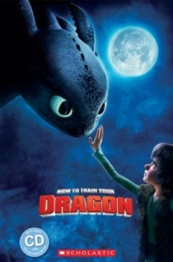 Scholastic Popcorn Readers Level 1 How to Train Your Dragon (with CD)