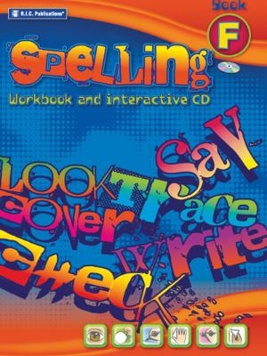 Spelling: Workbook and interactive CD: Book F *** 旧版 ***