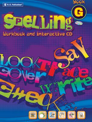 Spelling: Workbook and interactive CD: Book G *** 旧版 ***