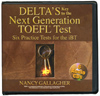 Delta's Key to Next Generation TOEFL Test: Six Practice Tests for the iBT Audio CDs (6)