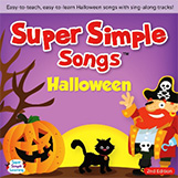 Super Simple Songs 'Themes' Series: Halloween CD