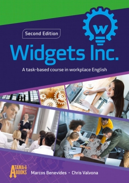 Widgets Inc.: A task-based course in workplace English 2nd Edition
