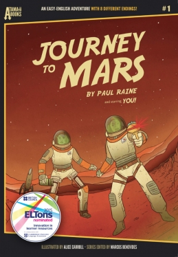 Atama-ii Books: #1 Journey to Mars