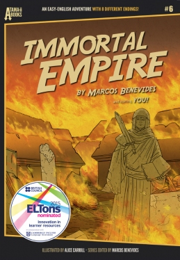 Atama-ii Books: #6 Immortal Empire