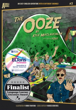 Atama-ii Books: #7 The Ooze