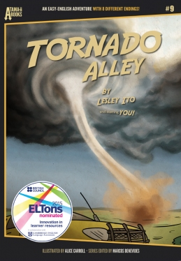Atama-ii Books: #9 Tornado Alley
