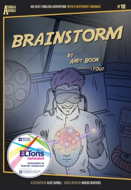 Atama-ii Books: #10 Brainstorm