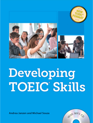 Developing TOEIC Skills with MP3 CD