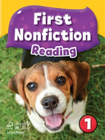 First Nonfiction Reading 1 Student Book with Workbook & Student Digital Materials CD