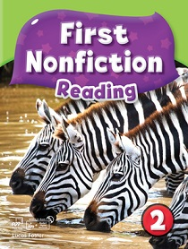 First Nonfiction Reading 2 Student Book with Workbook & Student Digital Materials CD