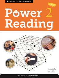 Power Reading Level 2 Student Book with MP3 & Student Digital Materials CD