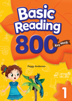 Basic Reading 800 Key Words 1 Student Book with Workbook & Student Digital Materials CD