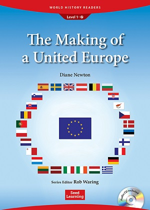 World History Readers 1-7:The Making of a United Europe with Audio CD