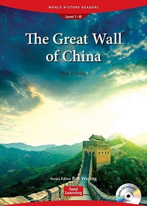 World History Readers 1-10:The Great Wall of China with Audio CD
