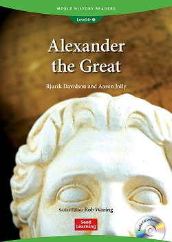 World History Readers 4-1:Alexander the Great with Audio CD