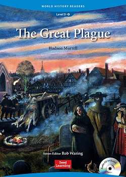 World History Readers 5-2:The Great Plague with Audio CD