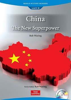World History Readers 5-9:China: The New Superpower with Audio CD