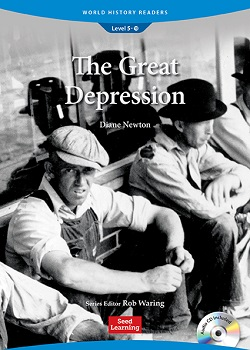 World History Readers 5-10:The Great Depression with Audio CD
