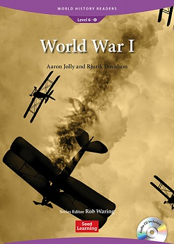 World History Readers 6-1:World War I with Audio CD