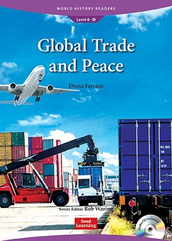 World History Readers 6-5:Global Trade and Peace with Audio CD