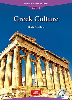 World History Readers 6-6:Greeks Culture with Audio CD