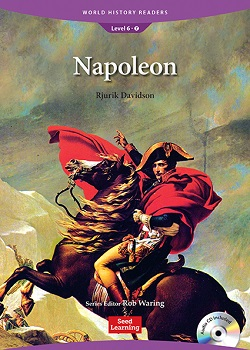 World History Readers 6-7:Napoleon with Audio CD