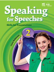 Speaking for Speeches 2 Student Book with MP3 CD