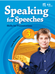 Speaking for Speeches 3 Student Book with MP3 CD