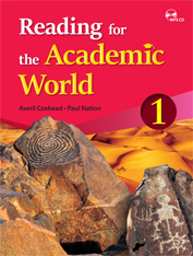 Reading for the Academic World 1 Student Book with MP3 CD