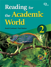 Reading for the Academic World 2 Student Book with MP3 CD