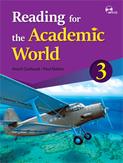Reading for the Academic World 3 Student Book with MP3 CD