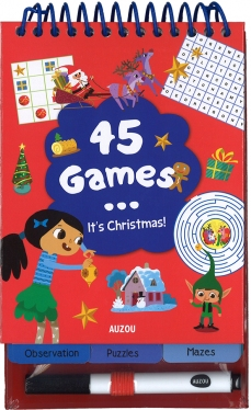 45 Games:It\'s Christmas