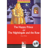 Helbling Readers Red Series: Level 1  The Happy Prince and The Nightingale and the Rose with CD