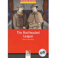 Helbling Readers Red Series: Level 2 The Red-headed League with CD