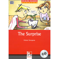 Helbling Readers Red Series: Level 2 The Surprise with CD