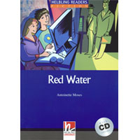 Helbling Readers Blue Series: Level 5  Red Water with CD